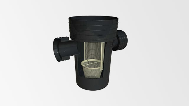 什么叫雨水截污装置?请详细介绍一下!
