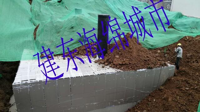 潍坊未来广场体育场地雨水收集