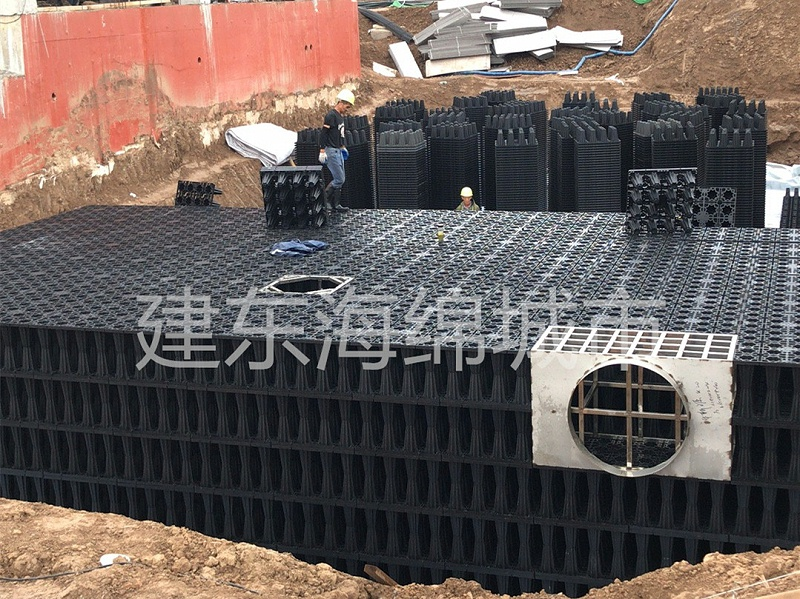 郑州雨水收集