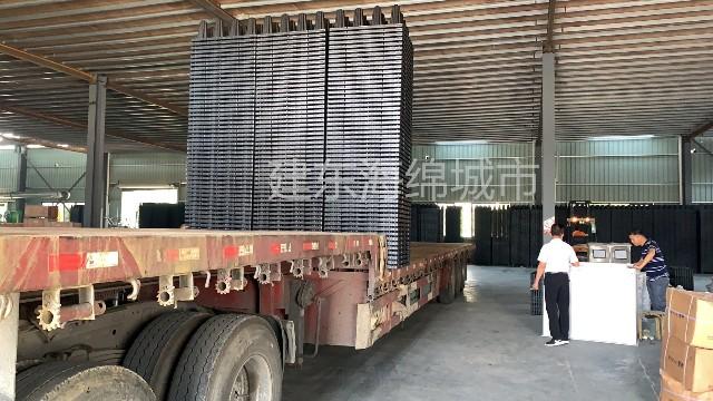 华为北京研究所雨水收集pp模块发货