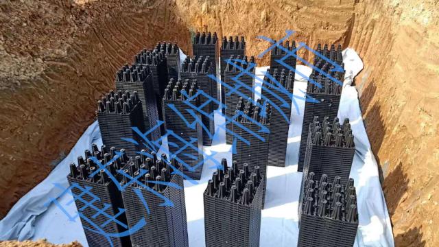 潍坊市下穿青银高速雨水收集