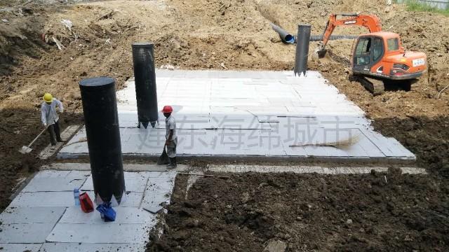 扬州中医院雨水收集