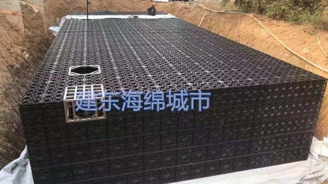 杭州萧山深蓝碧桂园雨水收集