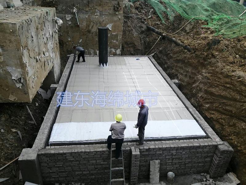 南京学校雨水收集