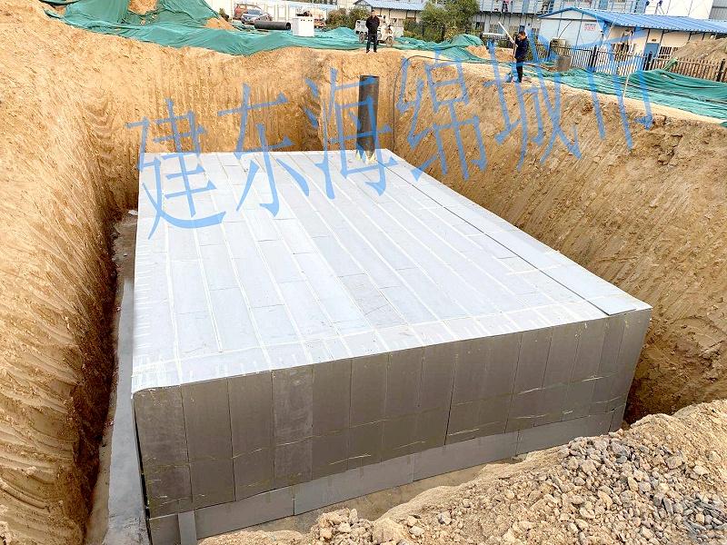 雨水回收利用系统施工方案