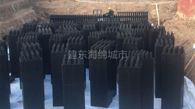 南京苏宁华东物流中心雨水收集