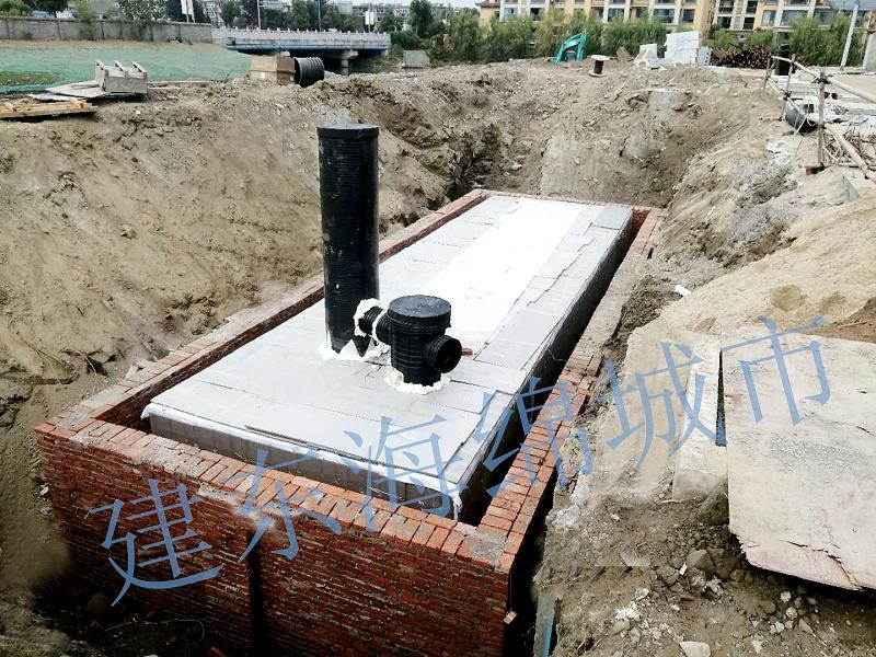 PP雨水模块厂家及施工技术
