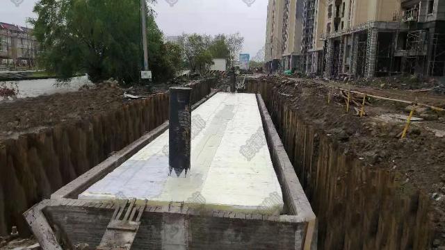 嘉兴善和苑公寓房雨水收集项目