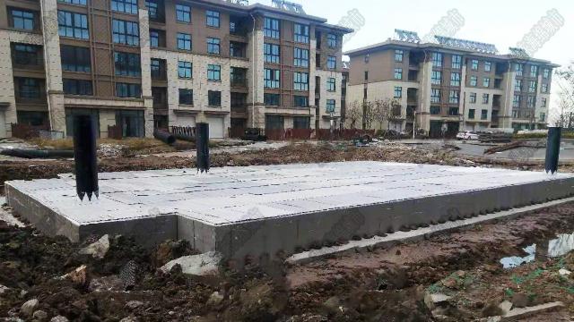 雨水收集系统推动海绵城市建设