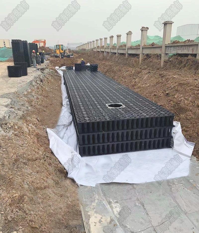海绵城市雨水系统助力水资源市场化