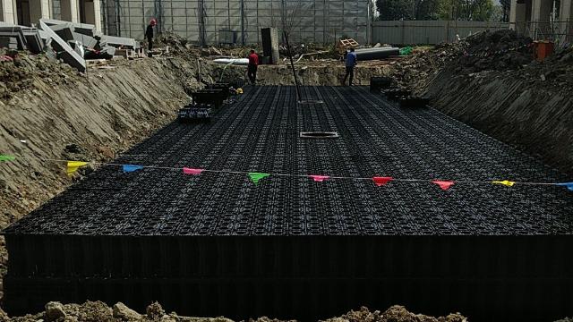 雨水收集系统的应用场景