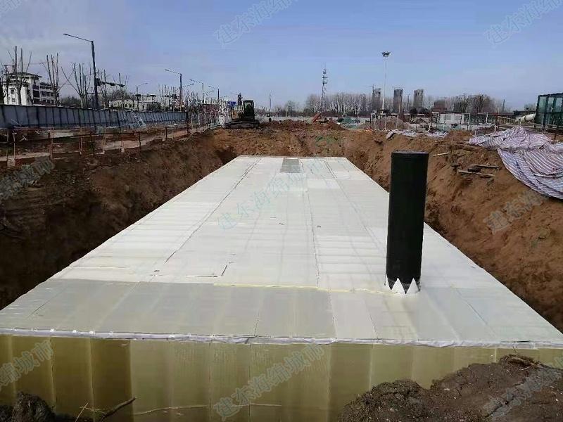 学校雨水收集系统的利用