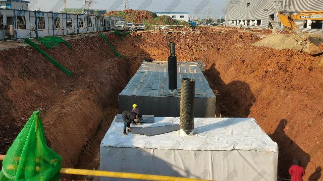 雨水收集施工解决方案