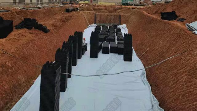 安徽芜湖航空职业学院雨水收集项目