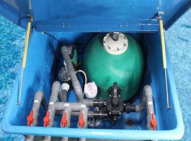 雨水收集地埋一体机产品性能